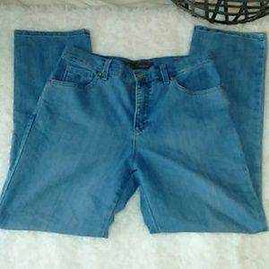 Gloria Vanderbilt Amanda Light Wash Jeans